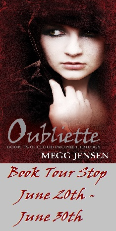 Oubliette Book Tour & Giveaway