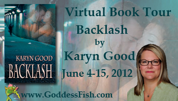 Backlash Book Tour, Guest Post, & Giveaway