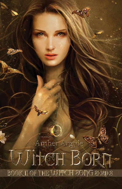 Witch Born Cover Reveal