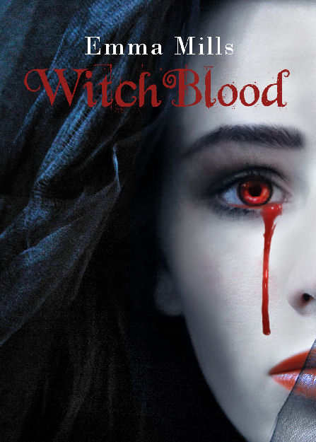 WitchBlood Cover Reveal