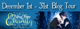 Falling From Eternity Blog Tour & Giveaway