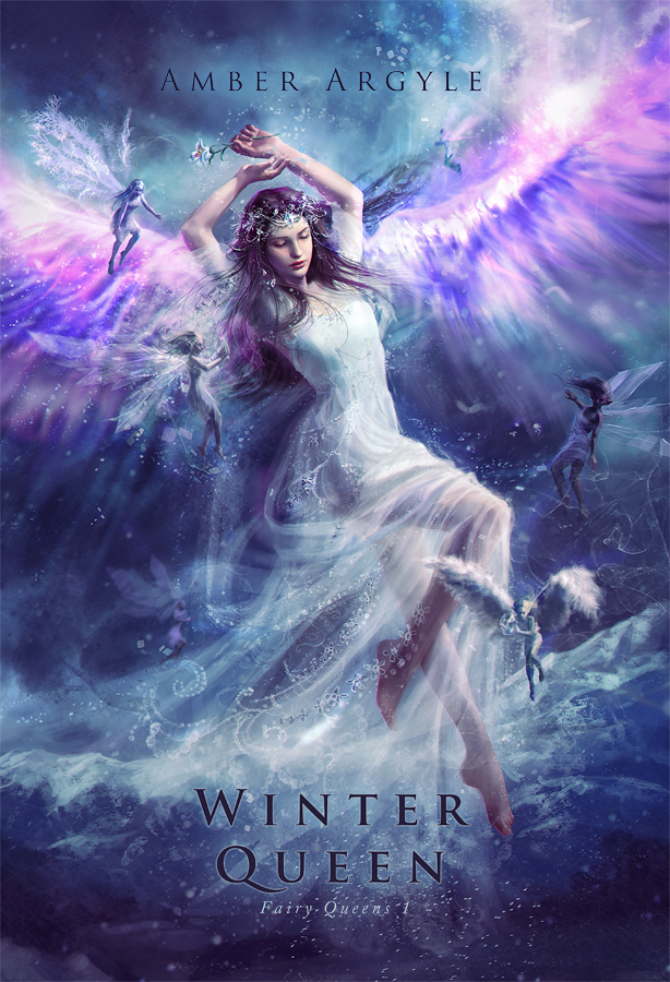 Winter Queen Cover Reveal