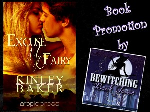 Excuse My Fairy Book Tour, Guest Post, & Excerpt