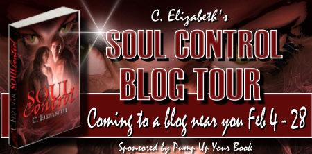 Soul Control Blog Tour & Guest Post