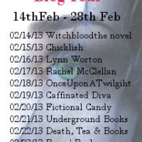 WitchLove Blog Tour