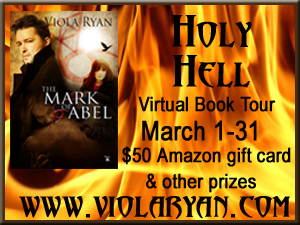 Holy Hell Book Tour, Guest Post, & Giveaway