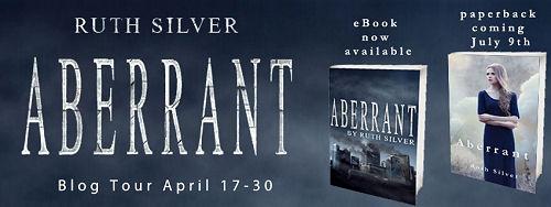Aberrant Blog Tour & Giveaway