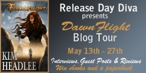Dawnflight Book Tour & Giveaway