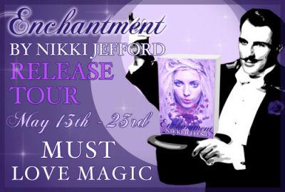 Enchantment Release Blog Tour & Giveaway