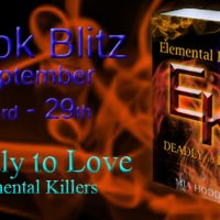 Deadly to Love Book Blitz