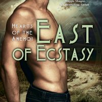 East of Ecstasy Cover Reveal