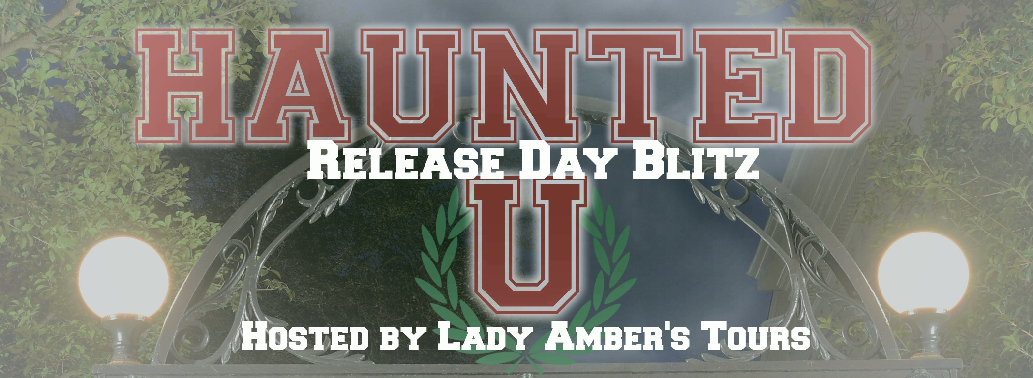 Haunted U Release Day Blitz