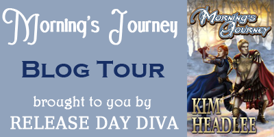 Morning's Journey Blog Tour