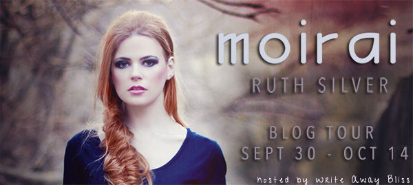Moirai Blog Tour, Excerpt & Giveaway