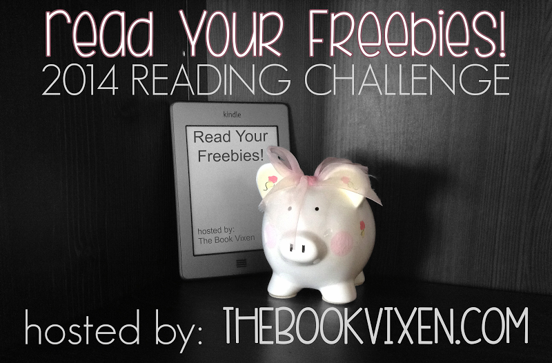 2014 Read Your Freebies! Challenge