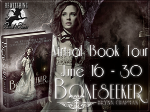 Boneseeker Book Tour, Guest Blog, & Giveaway