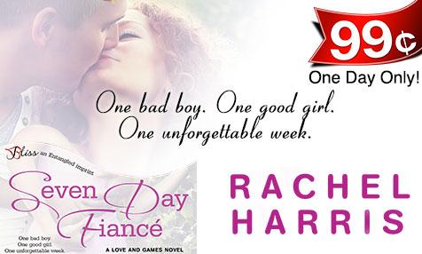 Rachel Harris's Seven Day Fiancé Blitz