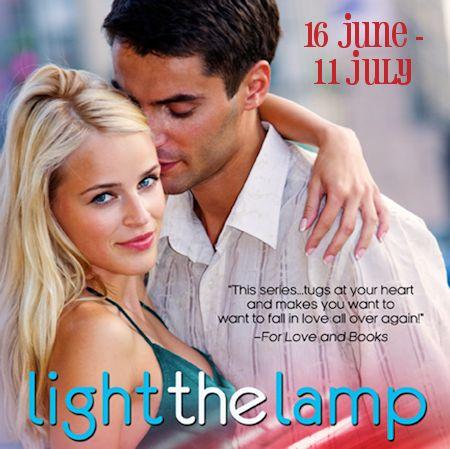 Light the Lamp Book Tour