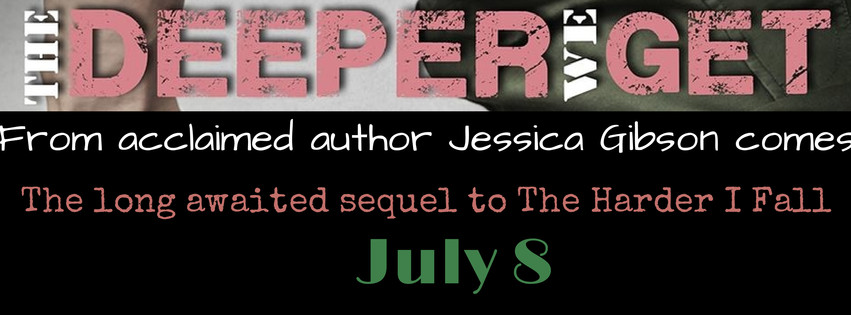 The Deeper We Get Release Day Blitz