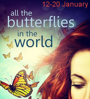 All the Butterflies in the World Blog Tour