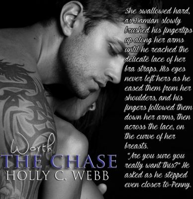 Worth the Chase Book Tour