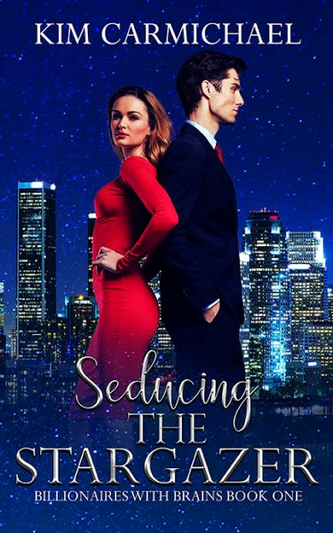 Seducing the Stargazer Book Tour