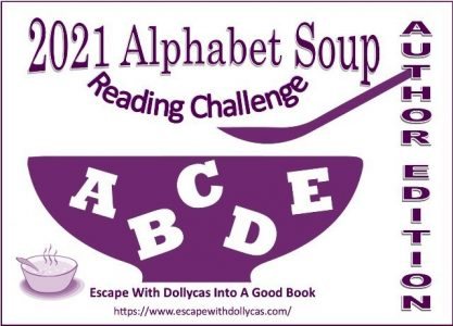2021 Alphabet Soup: Author Edition
