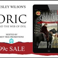 Oric and the Web of Evil SALE BLITZ