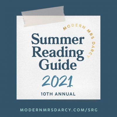 2021 Modern Miss Darcy Summer Reading Challenge