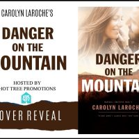 Cover Reveal: Danger on the Mountain