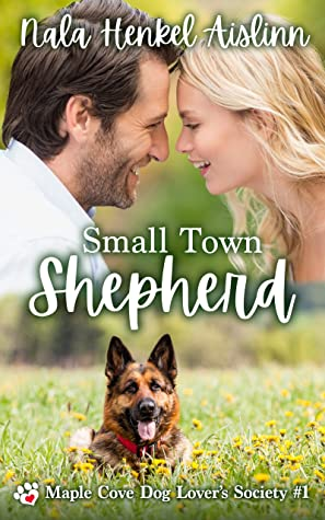 Small Town Shepherd by Nala Henkel-Aislinn