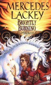 Brightly Burning (Valdemar #24)