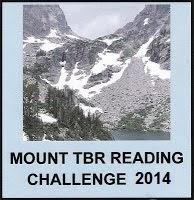 2014 Mount TBR Reading Challenge