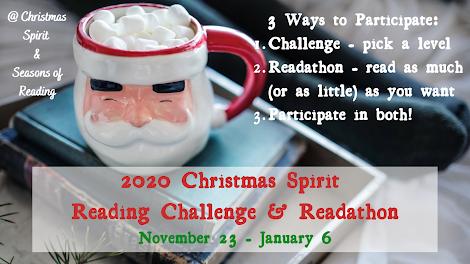 2020 Christmas Spirit Readathon