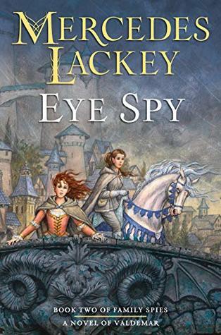Eye Spy by Mercedes Lackey